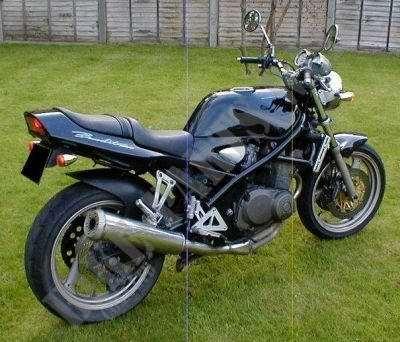 Suzuki Gse Mod