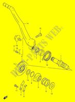 250 CC Suzuki RM 250 Y 2000 Gear Change Oil Seal