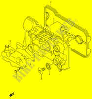 cvt getriebe model k5 motor getriebe an650k5 e2 2005. Black Bedroom Furniture Sets. Home Design Ideas