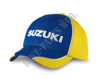 Team Yellow Cap-Suzuki